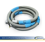 Mytee 8100 25 ft Vacuum And Solution Hose Combo