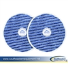 "Mytee OEM Part #  G127-14 14"" Bonnet Pads Pack Of 2"