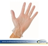 Large powder free vinyl gloves (box of 100)