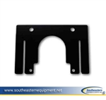 Square Scrub OEM Part # SS142009S 21lb Plate Weight - Slotted