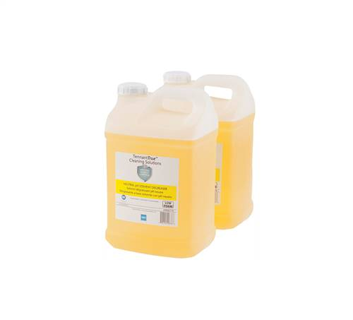 Tennant OEM Part # 9006770 Neutral pH Solvent Degreaser (Yellow) 1 Carton