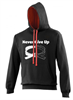 Never Give Up Hoodie Adults