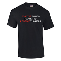 Positive Things T-Shirt Kids