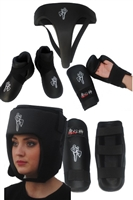 Full Sparring Kit Bundle - Kids
