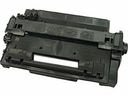 Compatible HP 55A Black Toner Cartridge
