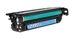 Color LaserJet CP4025/4525 Cyan  - Compatible CE261A