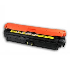 Compatible HP CP5525 Yellow Toner Cartridge