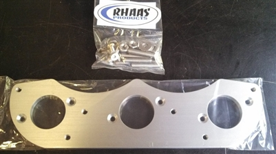 Kawasaki 1100 to GP1200 Carb Conversion Plate
