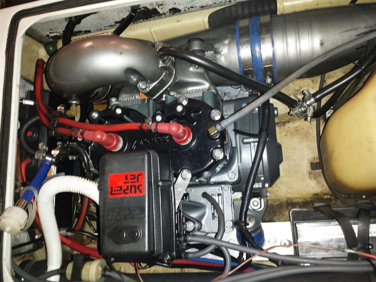 Superjet Engine Setback Kit