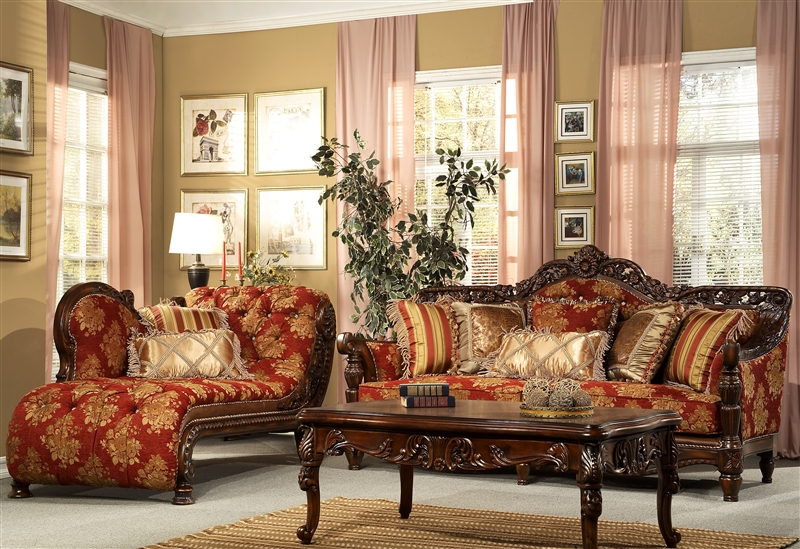 Barjols 2 piece living room set by homey design hd 286