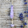 Lavender Pendant - medium
