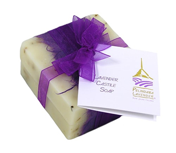 Lavender Castile Soap - double bar