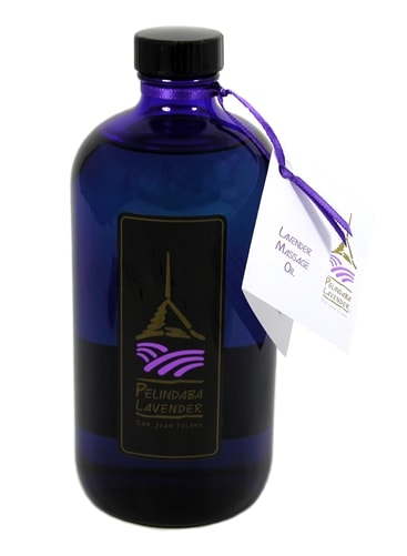 Lavender Massage Oil  - 16 fl oz