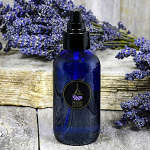 Lavender Massage Oil - 4 fl oz