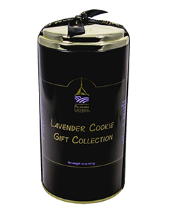 Lavender Cookie Gift Collection