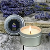 Lavender Travel Tin Candle