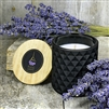 Lavender Essential Oil Diamond Candle
