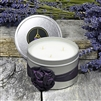 Lavender Aromatherapy Massage Candle