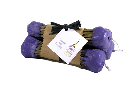 Lavender Fire Starter - Purple