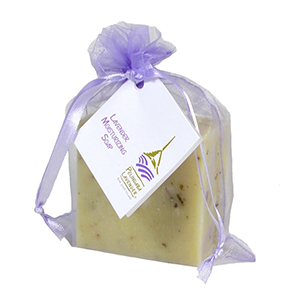 Lavender Moisturizing Soap - double