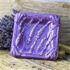 Lavender Soap Dish - Purple