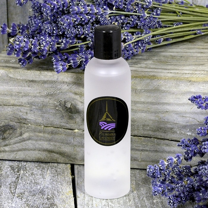 Alcohol-Based Lavender Hand Sanitizer - Gel - 4 fl oz
