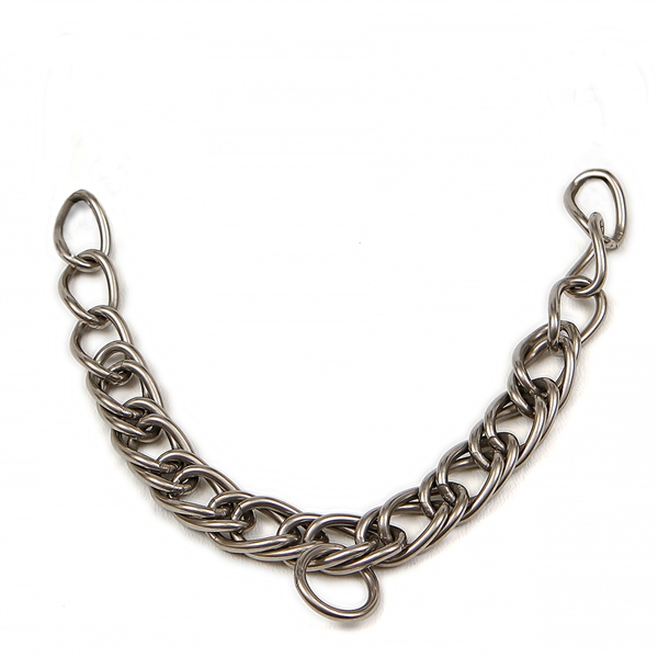 English Curb Chain - Stainless Steel