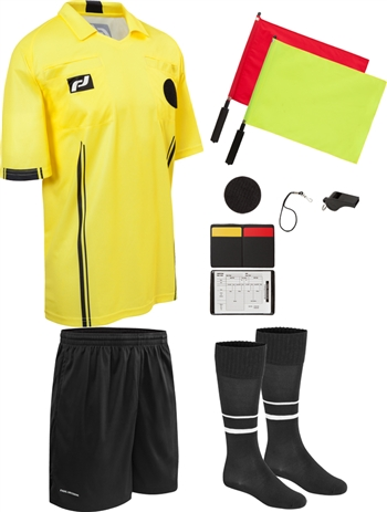 10 Piece Referee Kit