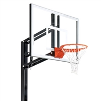 54 Elite Plus Basketball Hoop