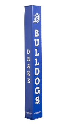 Basketball Pole Pad - DU Bulldogs