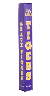 Basketball Pole Pad - LSU Tigers