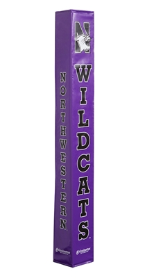Basketball Pole Pad - NWU Wildcats