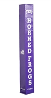 Basketball Pole Pad - TCU Horned Frogs