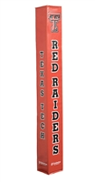 Basketball Pole Pad - TTU Red Raiders