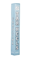Basketball Pole Pad - UNC Tar Heels