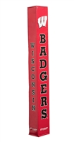 Basketball Pole Pad - UW Badgers