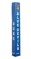 Basketball Pole Pad - DU Blue Devils