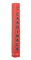 Basketball Pole Pad - UofL Cardinals