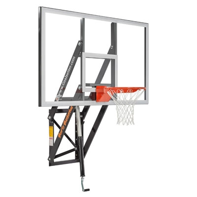 Wall-Mounted GS72 Basketball Hoop