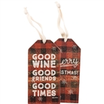 Good Times Bottle Tag