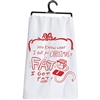 For Christmas Towel
