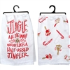 Jingle all the Way Towel
