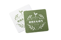 Oregon Vintage Coasters