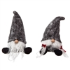 Plush Short Santa set of 2