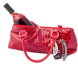 Glamor Wine & Purse