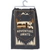 Adventure Awaits Towel