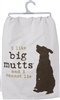 Big Mutts Towel