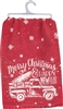 Merry Christmas & Happy New Year Towel