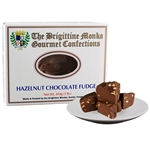 Brigittine Monks Hazelnut Chocolate Fudge