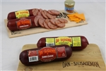 Roasted Garlic Summer Sausage